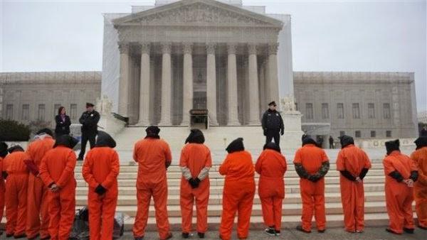 Guantanamo: Menya amateka n'inkomoko y'ino gereza y'abanyamerika yabaye icyamamare