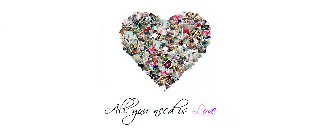 All you need es Love
