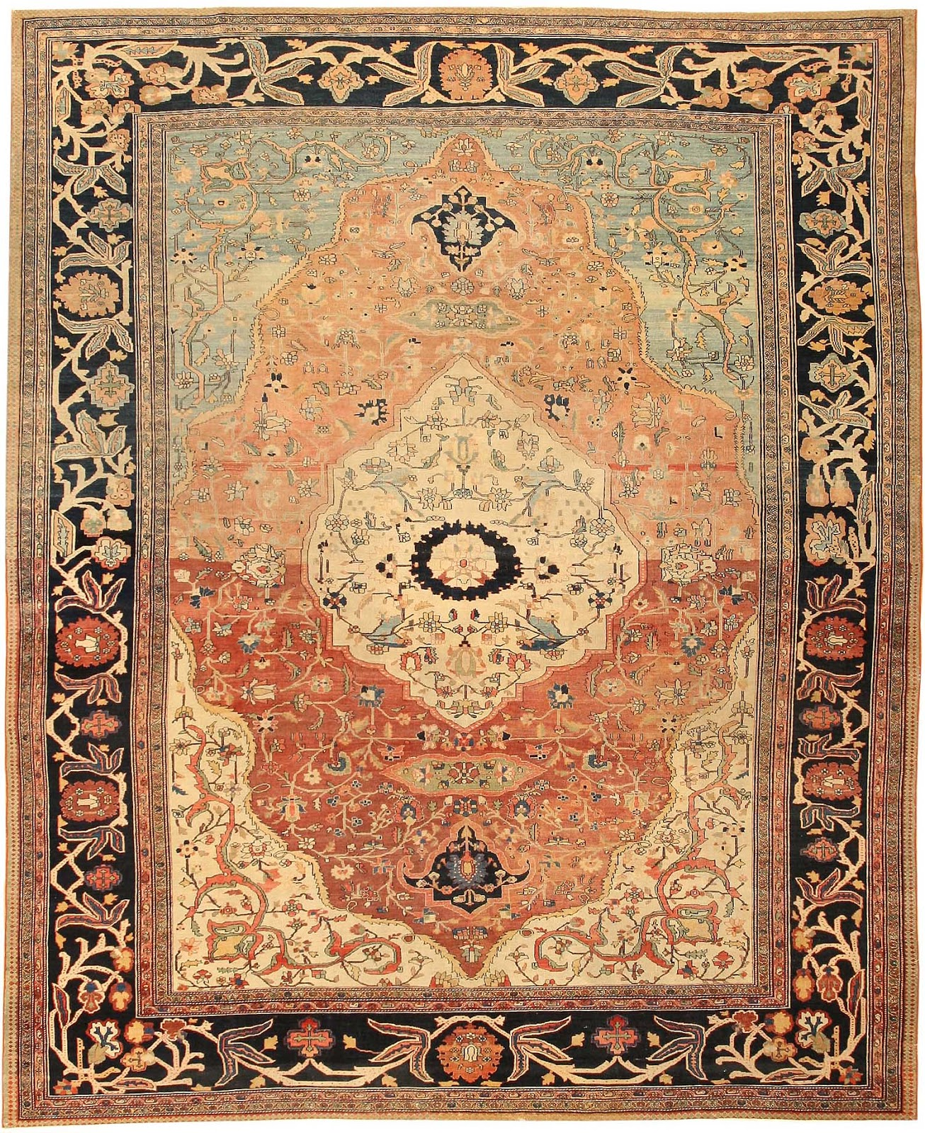 Rug Master: Rugs From Iran