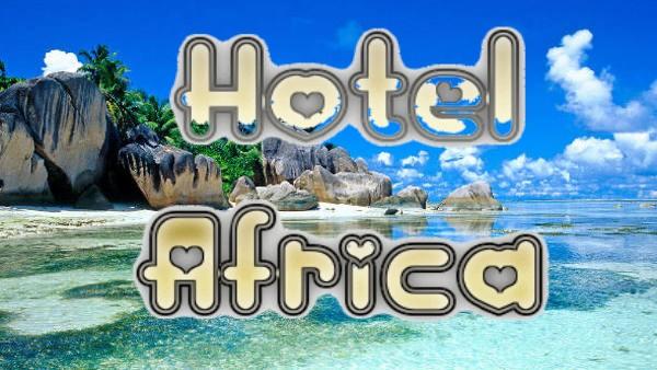 Hotel da Sogno in Africa