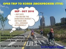OPEN TRIP TO KOREA
