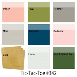 Color Challenge #342 TicTacToe