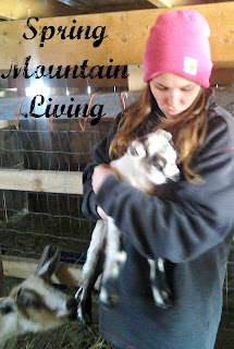 polled doeling spring mountain living