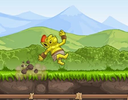 Jogos de lançamento: Go Go Goblin (not toca goblin or tibia)