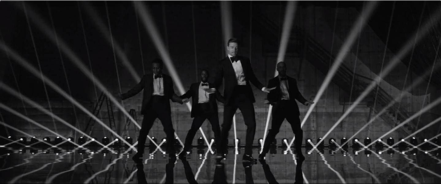 Suit And Tie Justin Ti... Justin Timberlake