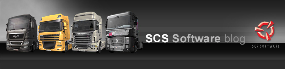 SCS Software&#39;s blog