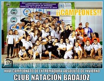 XXVI Campeonato Extremadura Absoluto Invierno.