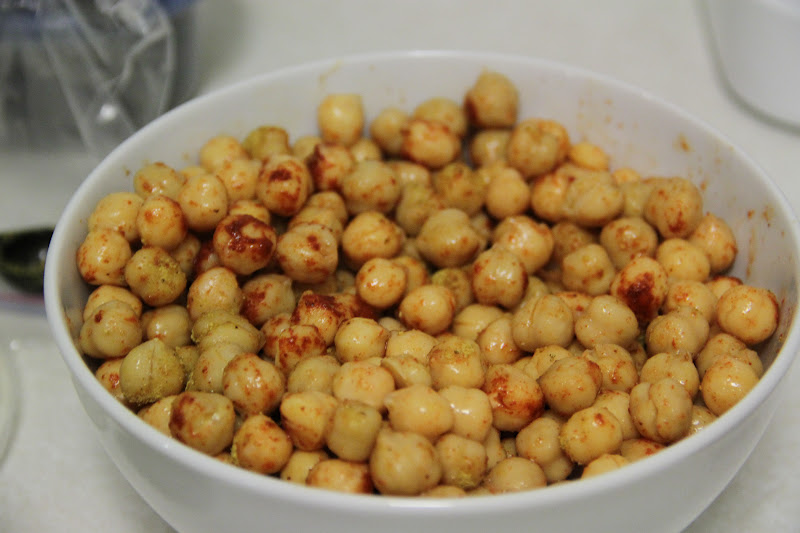 The Coffee Breaker: Chickpea Poppers