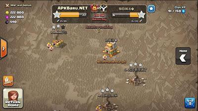 Download Clash of Clans v8.67.8 Mod Apk Update Terbaru Gratis
