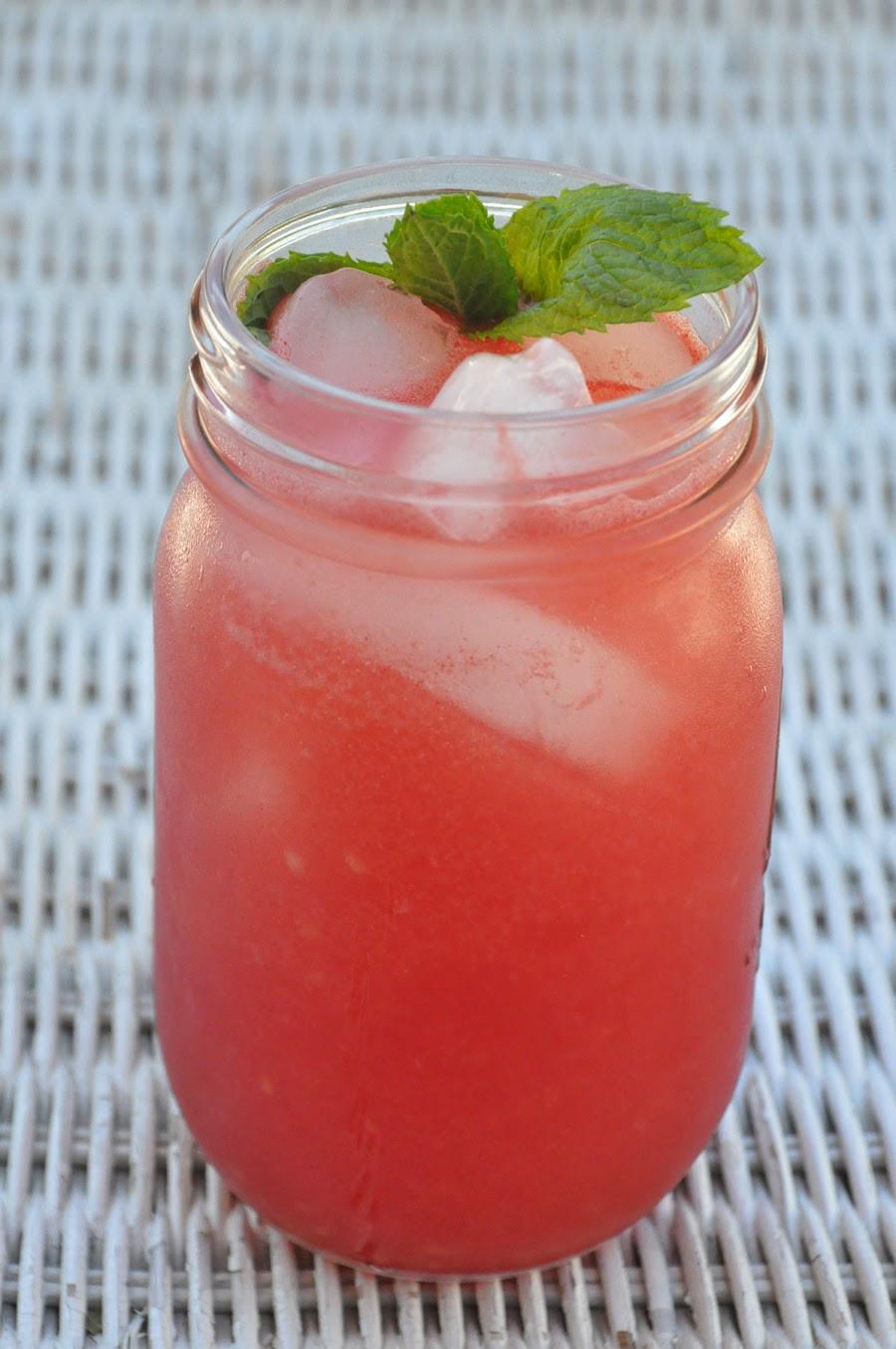 Watermelon Lemon Fresca