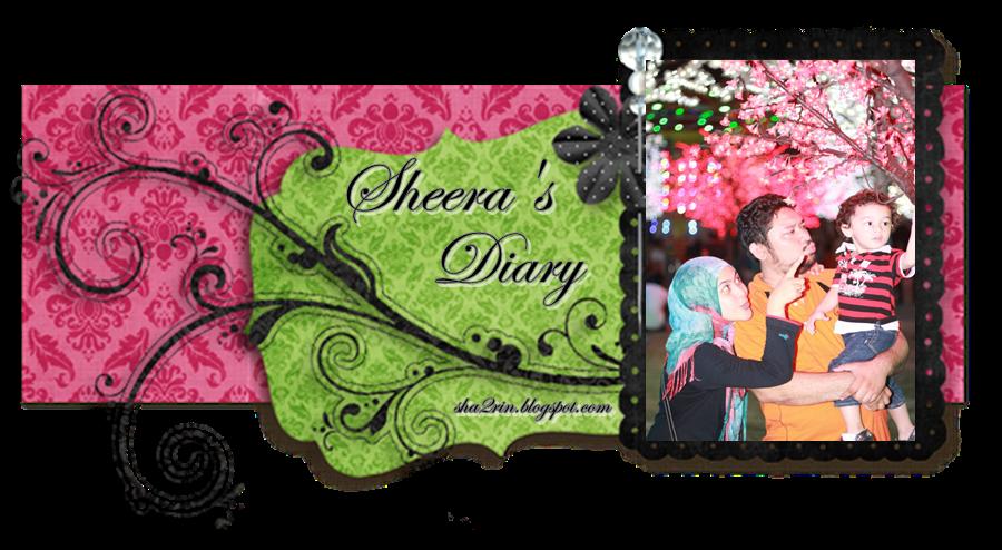 Sheera's Diary