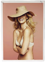 Bar Refaeli Pin Up Calendar