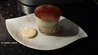 recette tiramisu chocolat atelier des chefs