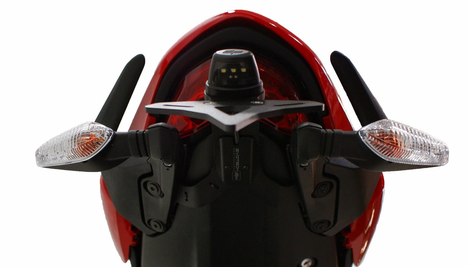 Ducati Monster Evotech