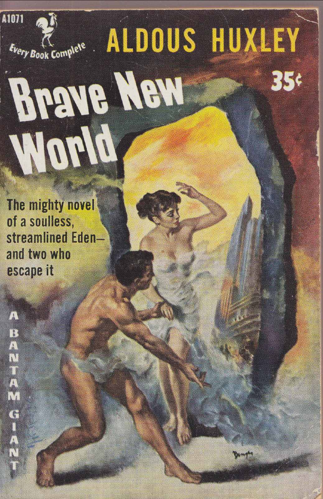 huxleys brave new world essay In brave new world, aldous huxley depicts how people sacrifice their relationships, specifically family, in order to having the feeling.