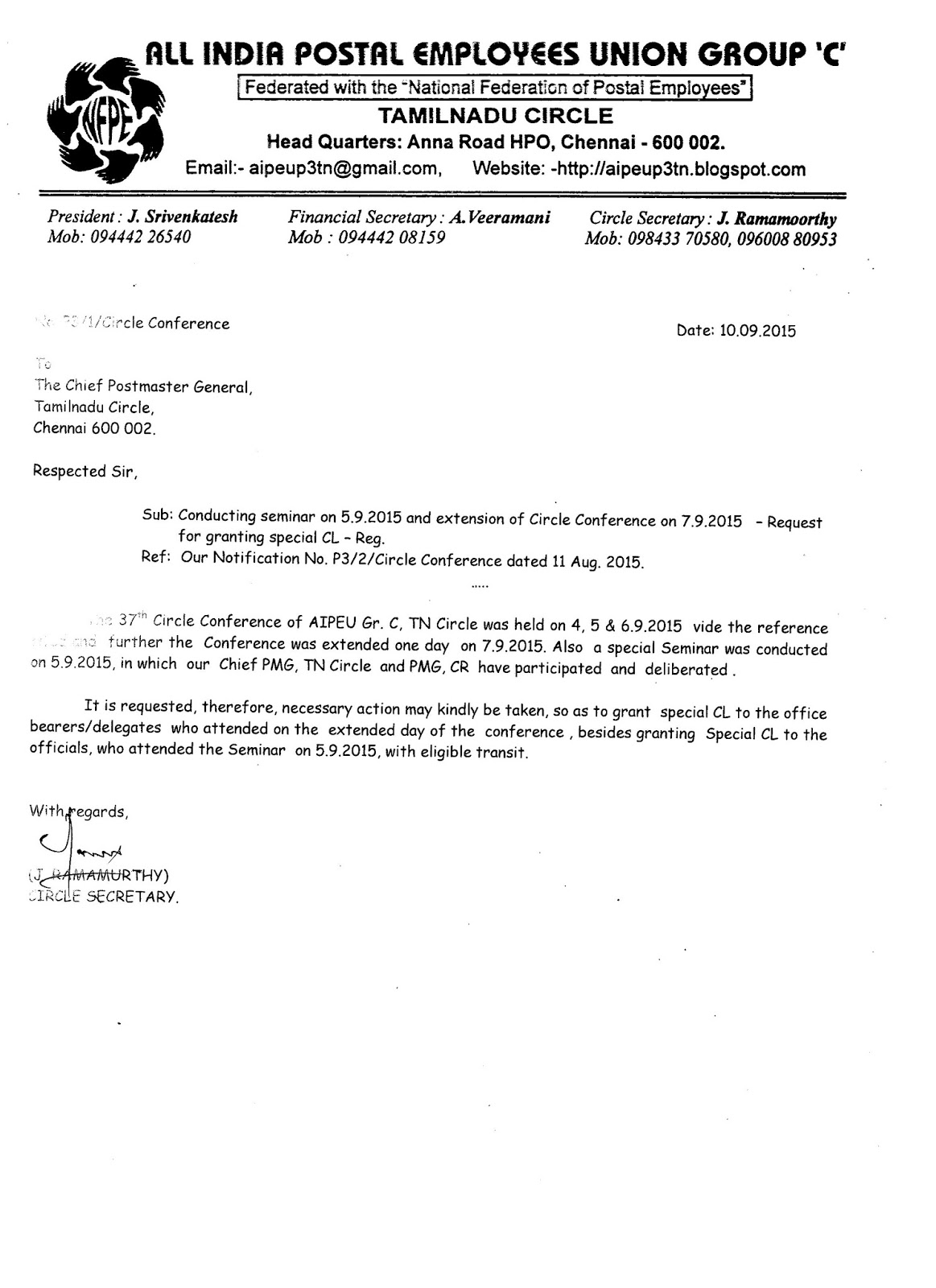 Doc596866 No Objection Letter for Employee NOC Letter Format – Sample No Objection Letter
