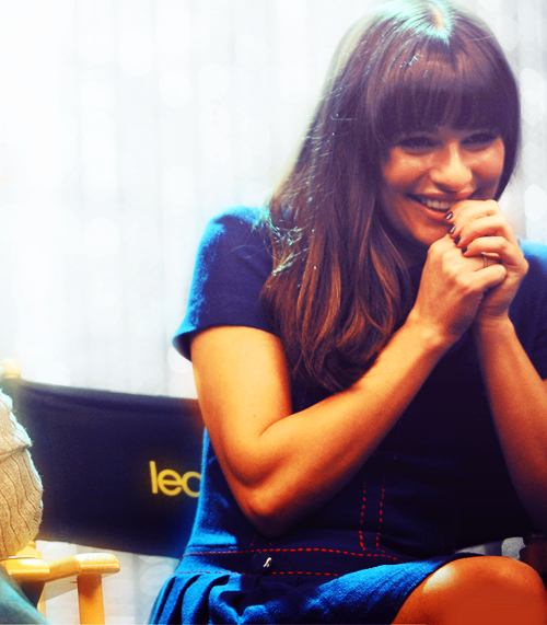 Lea Michele Hairstyles 46