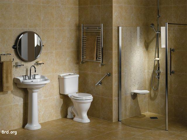 World home improvement popular styles of bathroom design - Interior design styles bathroom ...