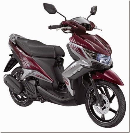 Harga Motor Mio GT 125 Eagle Eye 2014 di Jakarta