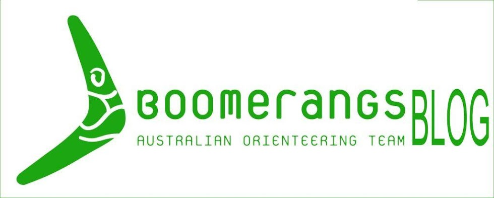 Australian Orienteering Team
