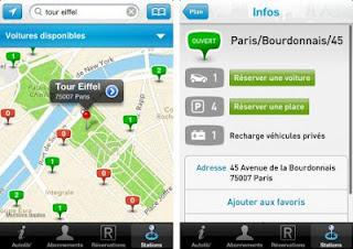 App Autolib