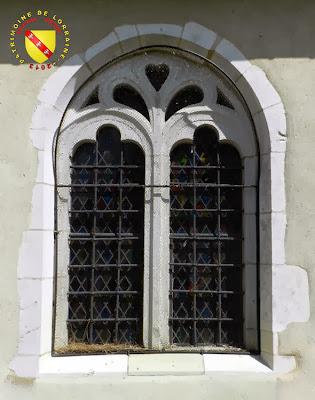 REMOVILLE (88) - Chapelle Saint-Nicolas