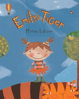 Emily's Tiger: Barefoot Books-LadyD