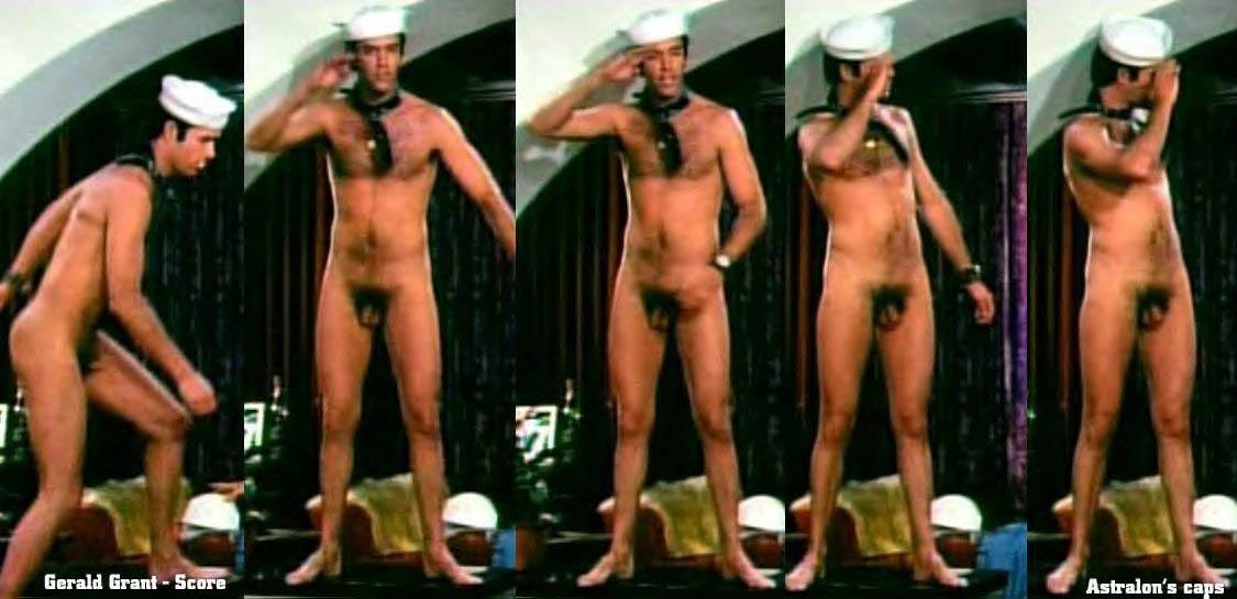 Gerald Grant Actor Nude