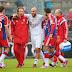 Bayern goleia time de torcedores na Paulaner Cup e perde o goleiro Reina lesionado