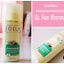 lotus Herbals Alphamoist Oil free Moisturizer Review