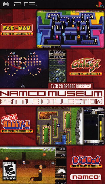 Namco Battle Collection for PSP