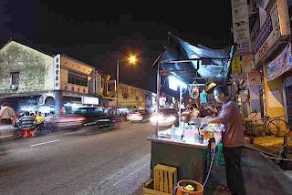 pusat Jajan Enak Murah di Kota Penang malaysia