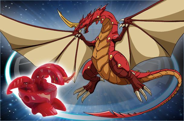 Evoluções Do Pyrus Dragonoid