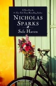 Safe Haven is a movie adaptation of Nicholas Sparks' novel of the same name.