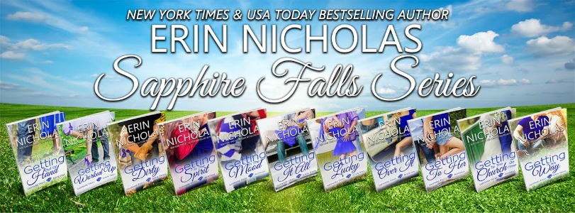 Erin Nicholas... romance should always be this fun!