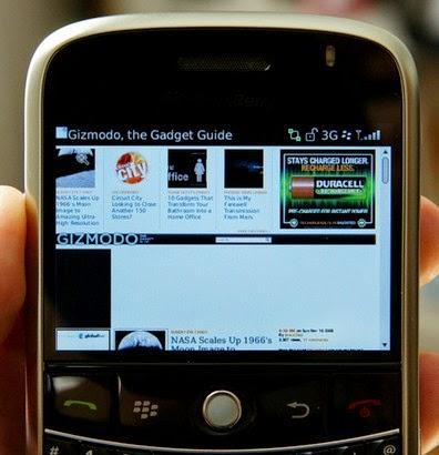 Cara Mengatasi Koneksi Bermasalah Saat Browsing Di Blackberry