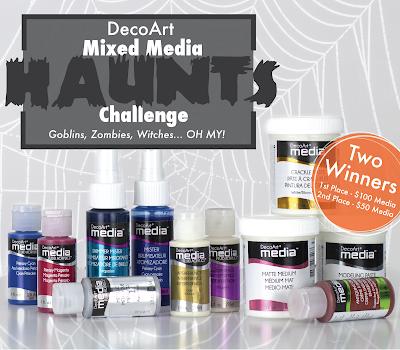 http://www.decoart.com/mixedmediablog/article/135/mixed_media_haunts_challenge