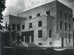 Casa diseñada por Wittgenstein