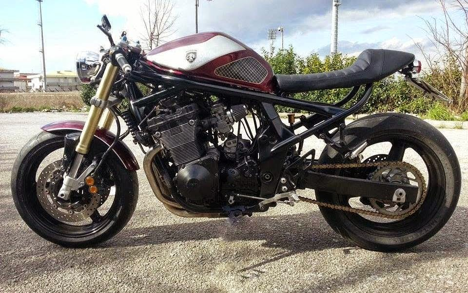 Suzuki Bandit Streetfighter Build