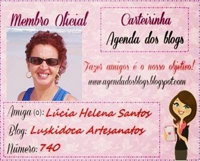 Carteira da Agenda dos Blogs