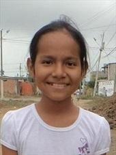 Allison - Ecuador (EC-521), Age 12