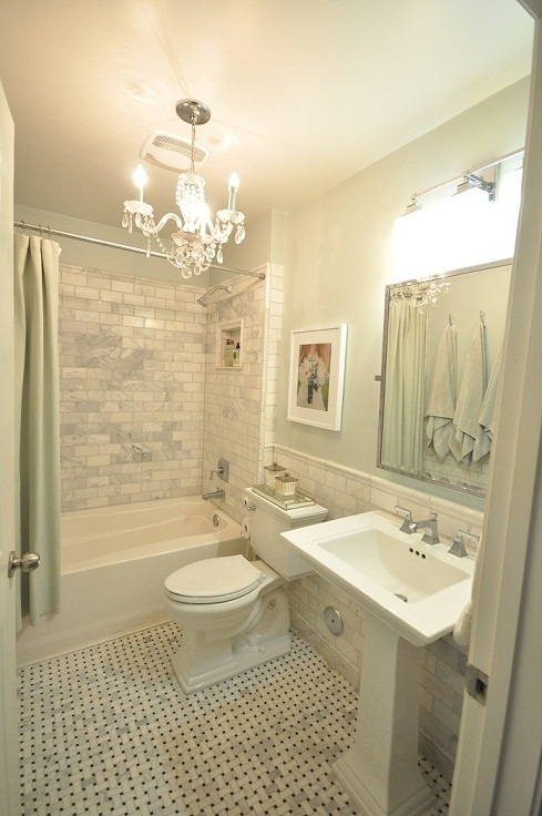 House tour for Pretty small bathroom ideas