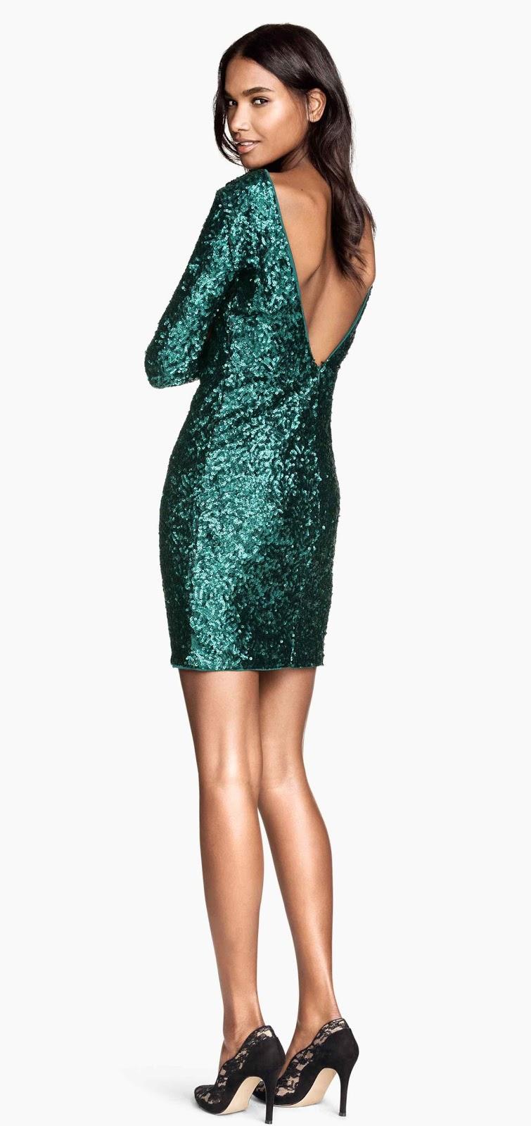 HYM vestido verde
