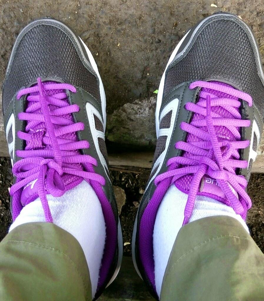 Apakah Diperlukan Sepatu Khusus Untuk Berlari?