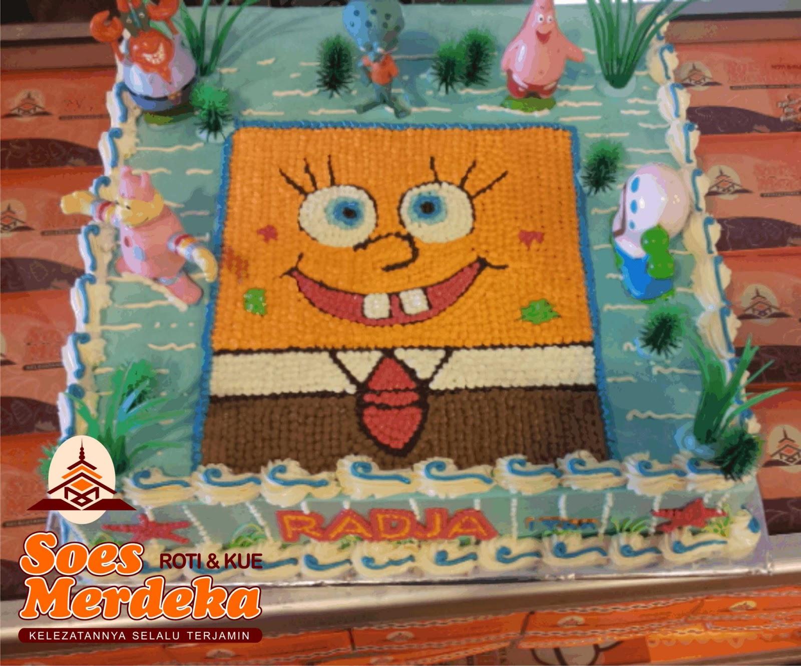 ... kue ulang tahun anak, kami pun menerima pesanan kue ulang tahun