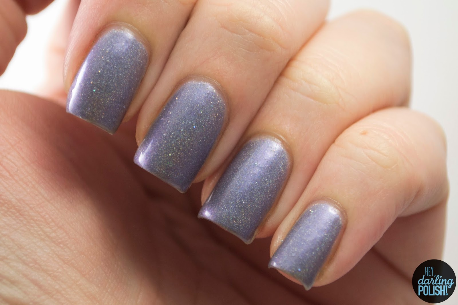 purple, holo, far far away, nails, nail polish, polish, indie, indie polish, indie nail polish, review, swatches, squishy face polish, spring collection