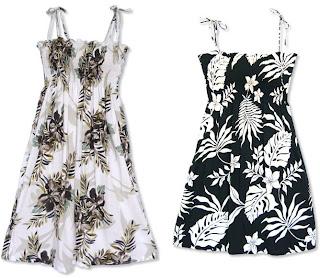 Smocked Tube Dresses