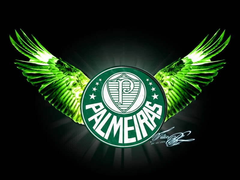 how to wallpaper emblema Palmeiras