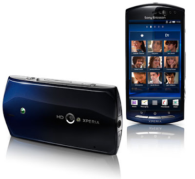 Sony Ericsson Xperia Neo Mobile Phone Review and Specification