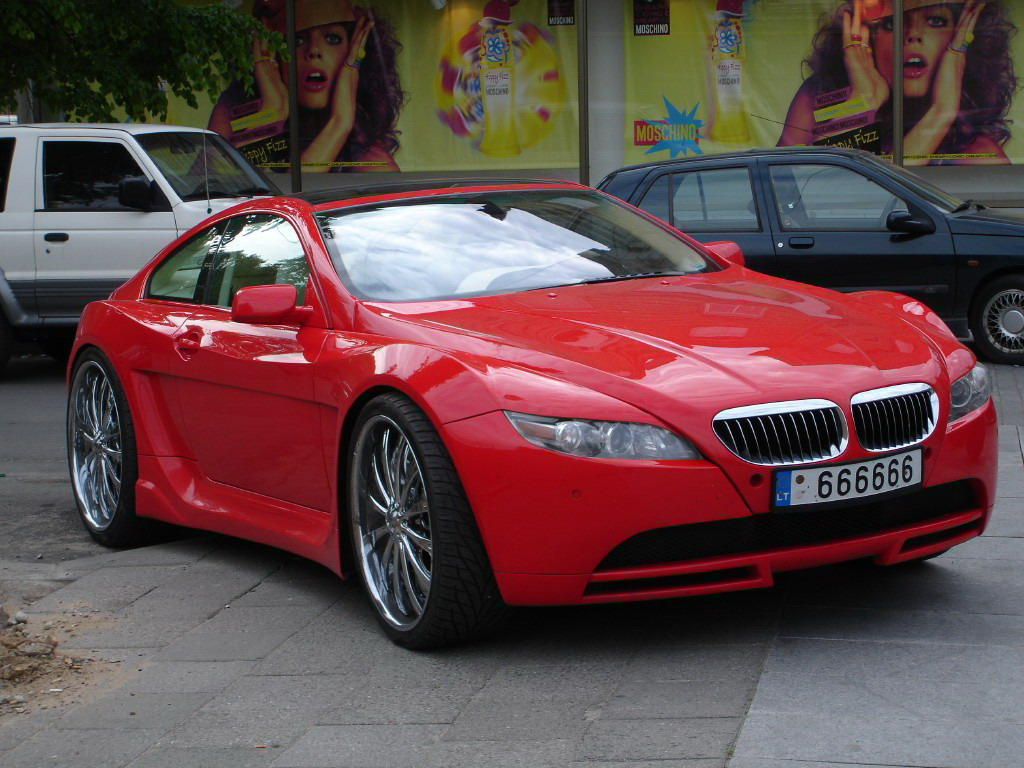 BMW 650i Pictures and Review